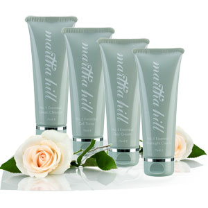 Essential 4 Step Daily Skin Care Set
