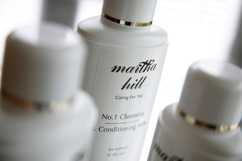 Martha Hill Skin Care